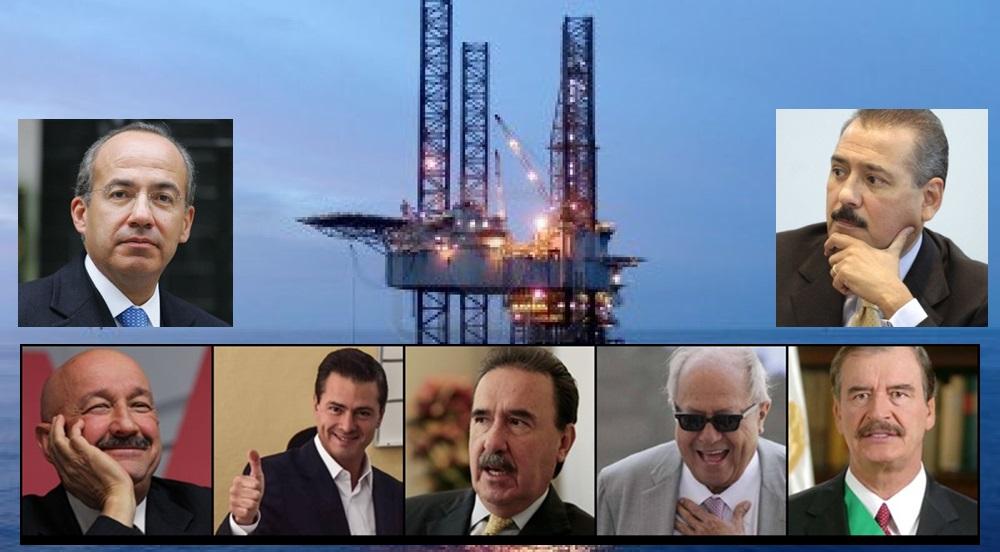 """La Reforma Energética Podría Ser Anulada; Esta Es La Lista De Los Nuevos """"Jeques Árabes"""" Petroleros De México:"""