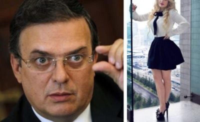 Francesca: la sensual hija de Marcelo Ebrard que enciende internet