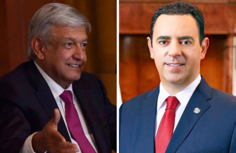 Gano poco: gobernador de Zacatecas adelanta a AMLO que no reducirá su sueldo