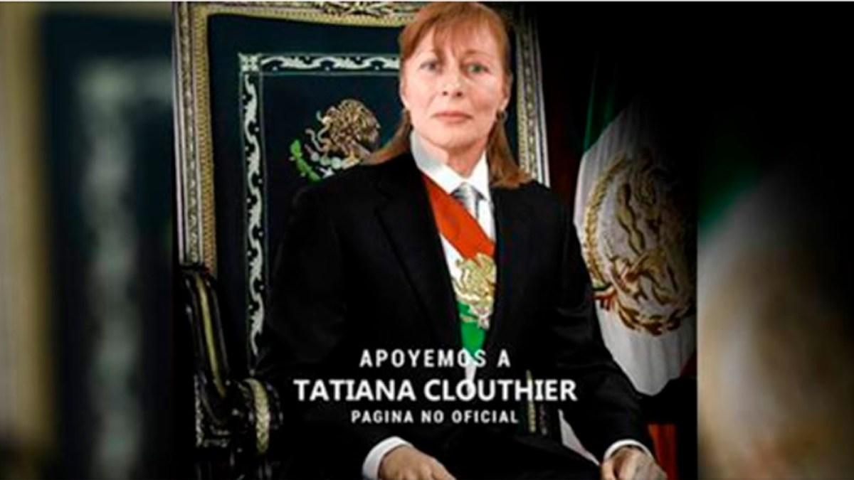 Piden a Tatiana Clouthier dar continuidad al Proyecto de Nación de AMLO