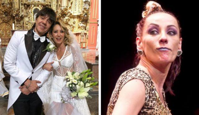 Consuelo Duval 'estalla' ante la 'boda' de Geraldine Bazán y El Vítor