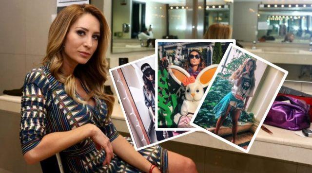 Difunden pruebas de mensajes cifrados que Irina Baeva mandó a Geraldine Bazán
