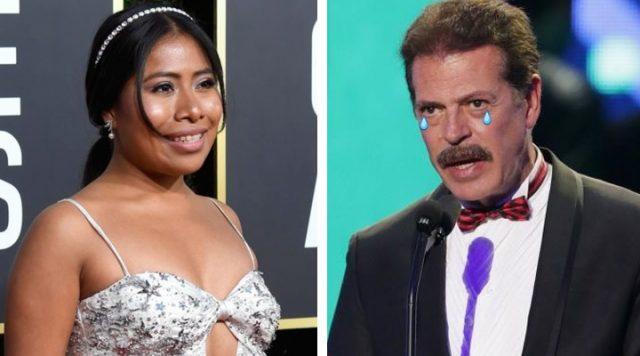 Exhiben duro castigo laboral para Sergio Goyri por ofender a Yalitza Aparicio