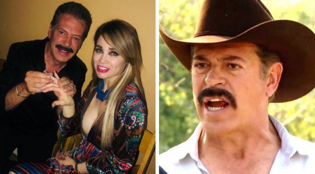 Difunden supuesta agresión de Sergio Goyri a su novia tras exhibirlo en redes sociales