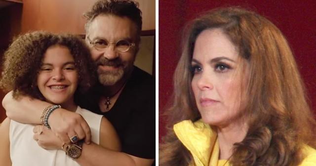 Reviven video de 'comportamiento extraño' de la hija menor de Lucero y Mijares