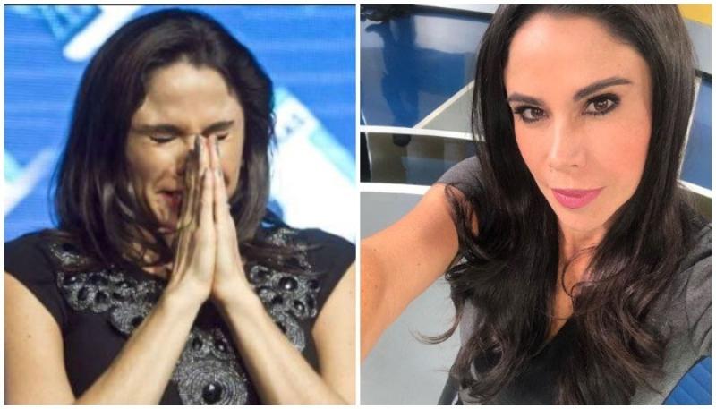 Paola Rojas posa descalza en leggings; le llueven críticas por sus juanetes