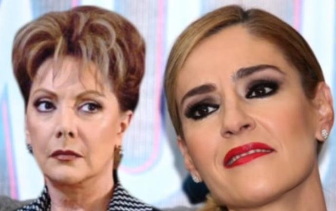 Difunden supuesta venganza de Jacqueline Andere y su hija contra Televisa