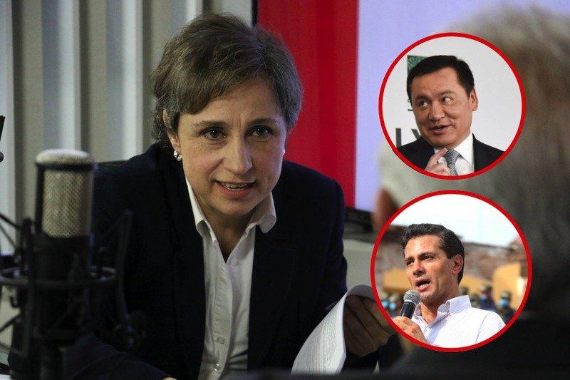 Militar revela a Carmen Aristegui el involucramiento de EPN en el huachicoleo