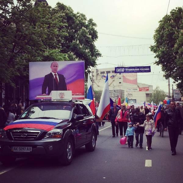 как празднует оккупацию Крыма Россией «Украинский выбор» Виктора Медведчука