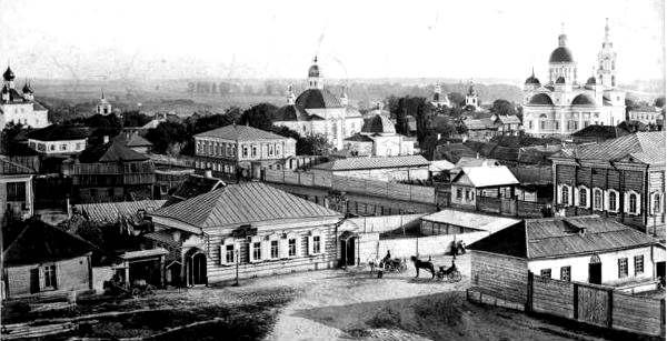 ...Казацкий полковой город Стародуб по воле большевиков оказалось вне Украины