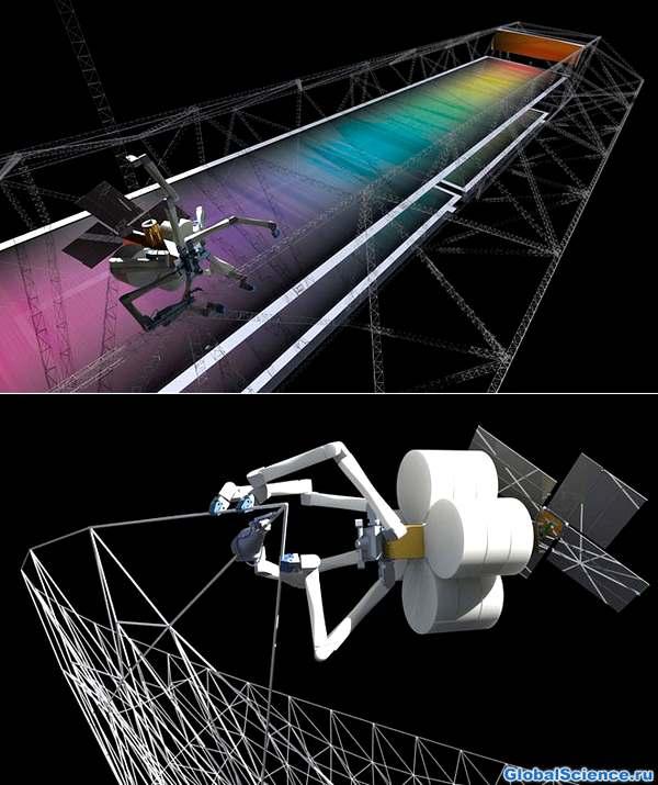 Технология космической 3D-печати