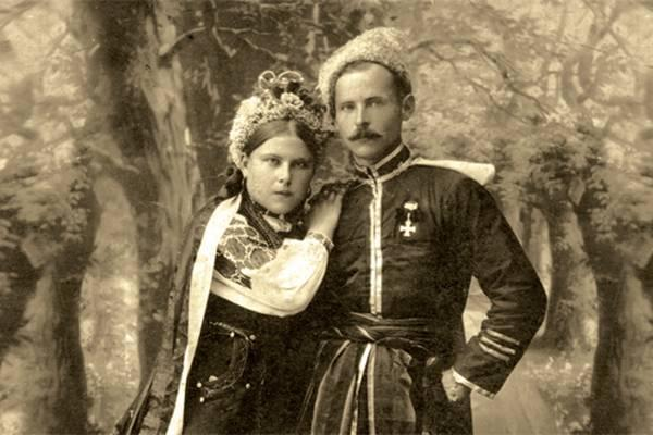 Фото:  1914-2014. Украинский счет
