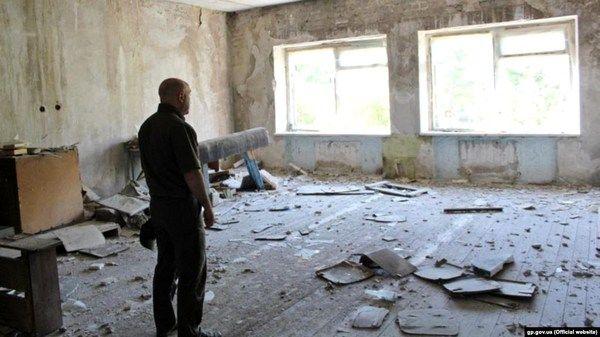 Фото: Заступник генерального прокурора України Гюндуз Мамедов у Новотошківській