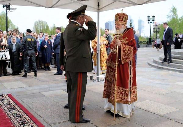 Фото:  РПЦ ФСБ