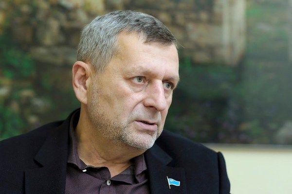 Фото: Ахтем Чийгоз, український кримськотатарський політик, заступник голови Ме