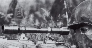 German Sniper in World War II
