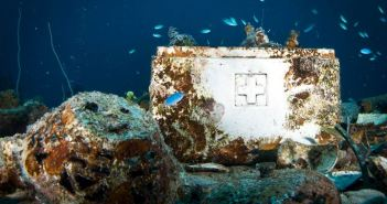 Medical Kit of the Shinkoku Maru (Credits: Brandi Mueller)