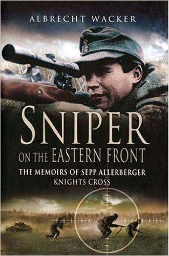 Sepp Allerberger - Albrecht Wacker - Sniper Book