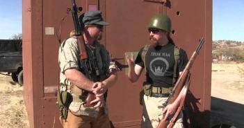 FG42 vs M1 Garand