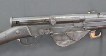 RSC 1917 - France's WW1 Semiauto Rifle