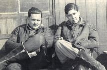 Spitfire Pilot Jack Spencer (SAAF)
