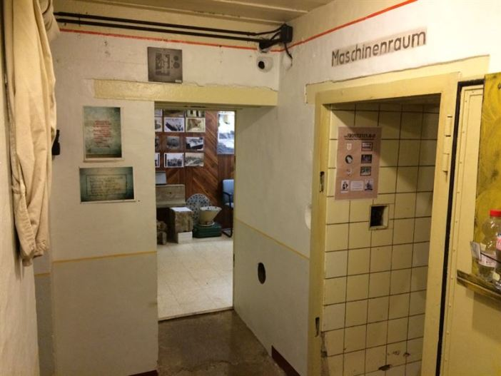 Bunker Museum Antwerpen - 14
