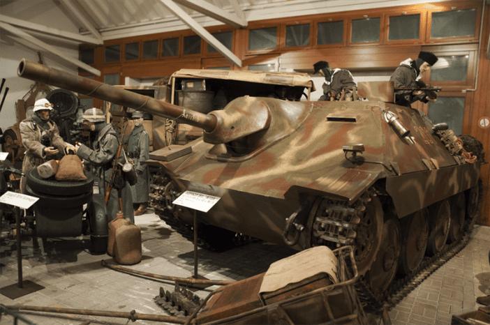 Diekirch National Museum of Military History (Credits: Paul Hermans)