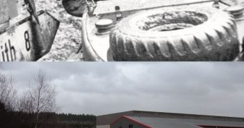 Battle of the Bulge - Now & Then image Kaiserbaracke