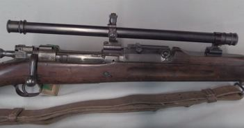 US Sniper Rifle