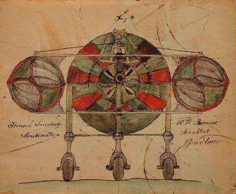 Aero airship - Peter Mennis - The Sonora Aero Club