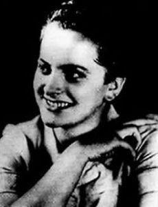 Margot Dreschel in 1945