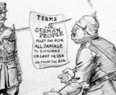 The Irony of the Treaty of Versailles