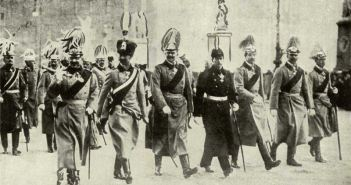 The Royal Wrecks: World War I and the Original Game of Thrones