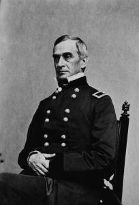 Major Robert Anderson Civil War