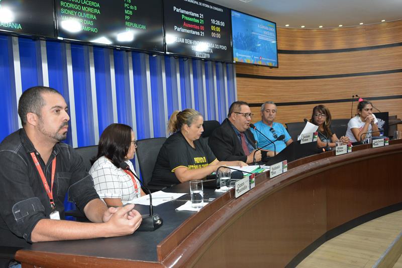Imagem Dia do Servidor Público é celebrado na Câmara Municipal