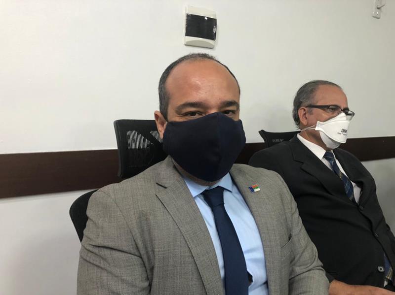 Imagem Delegado Marcus Vinícius diz que Comissão de Legislação não vai acatar projetos genéricos