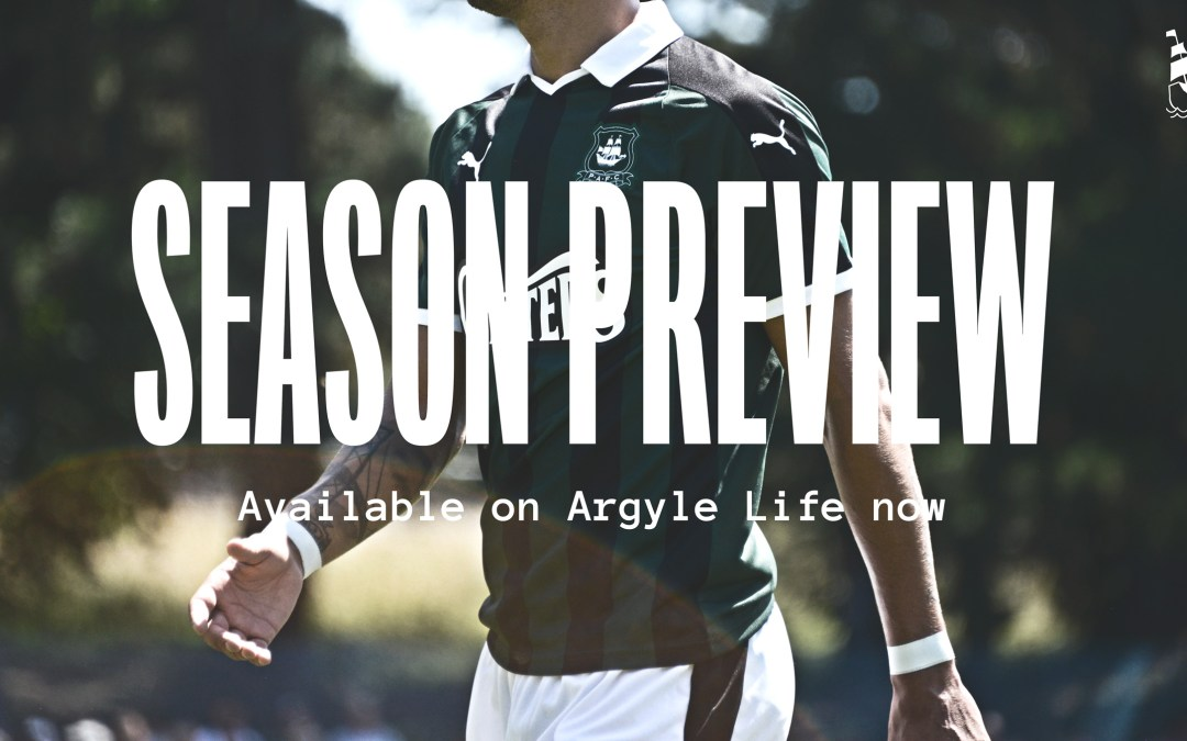 The Ultimate Plymouth Argyle & League One Season Preview