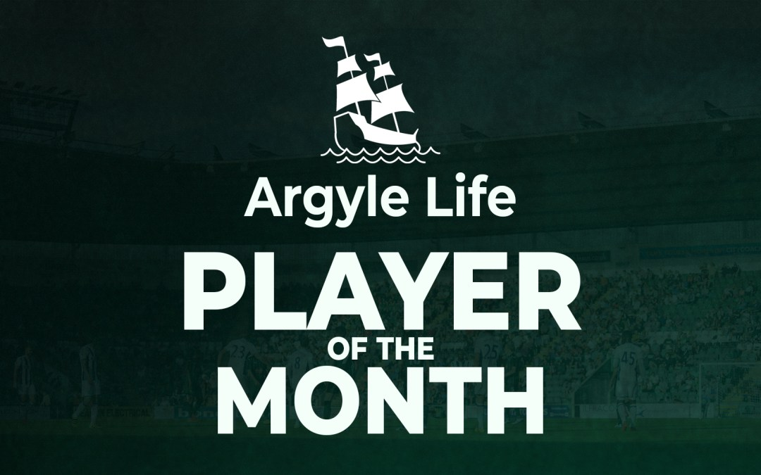 Argyle Life Player of the Month: November