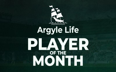 Player of the Month: November