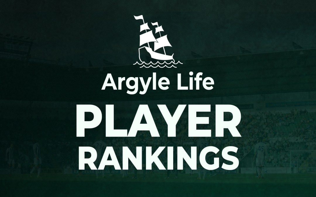 Plymouth Argyle Player Rankings 2019/20: Matchday 16