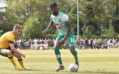 Wasted Chances Are Costing Argyle Valuable Points