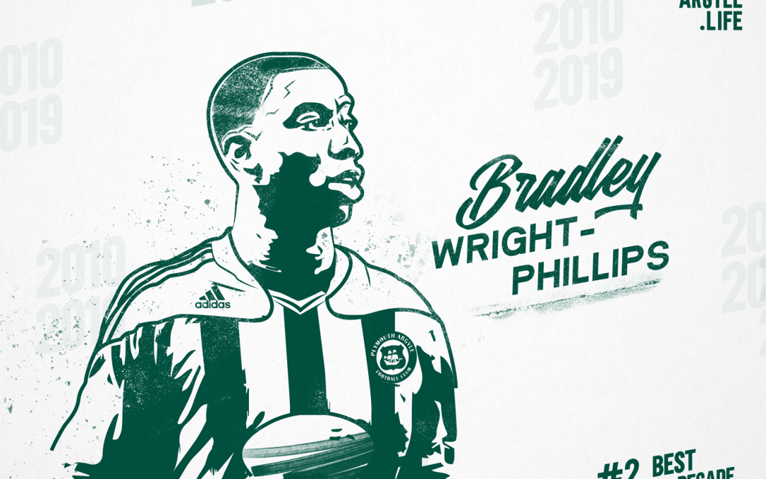 Plymouth Argyle Top 50 – 2010-2019: 2nd – Bradley Wright-Phillips