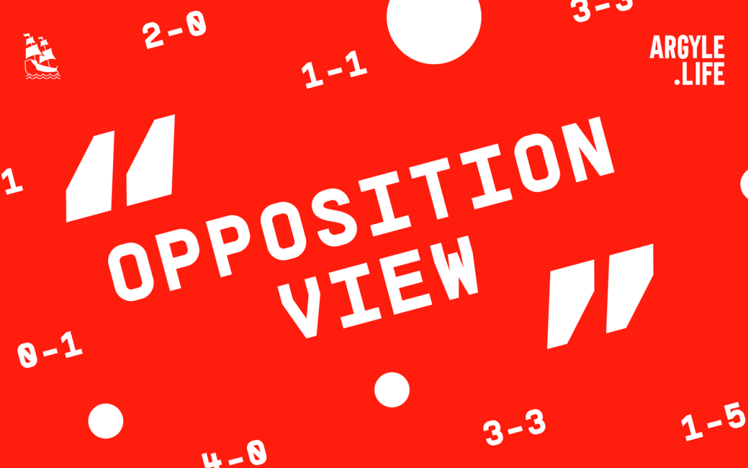 Opposition View: Charlton v Plymouth Argyle