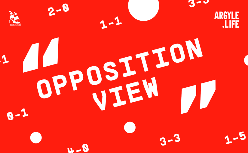 Opposition View: Charlton v Plymouth Argyle
