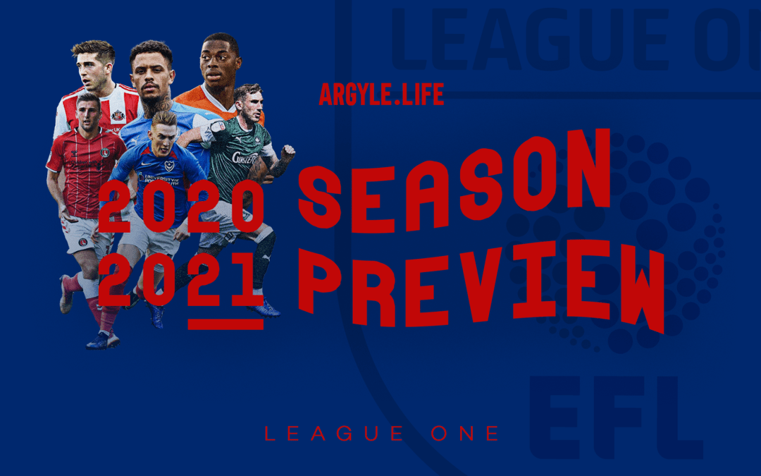 League One Writers' Predictions 2020/21