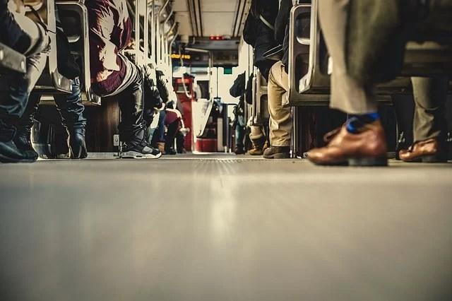 Паник атака в градския транспорт