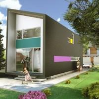 Casa LOG1 | proiect casa 25