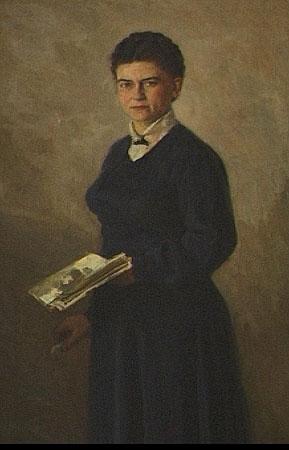 Mihai Petric, Portretul învățătoarei (1960)