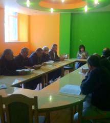 Հանդիպում Թալինի տարածքի համայնքապետերի հետ Ռիպա առողջարանում