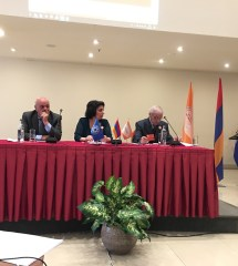 Հայաստանի պետհիմնարկների հանրապետական արհմիության 7-րդ համագումարը
